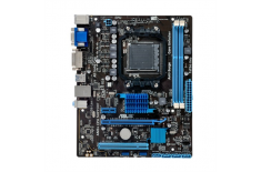 ASUS M5A78L-M LE/USB3 / AMD 760G (780L)/SB710 / 2 x DIMM, Max. 16GB, DDR3 1866, Dual Channel Memory Architecture / Expansion: 1x