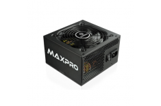 Enermax MaxPro series 500W, (80PLUS), Single +12V Rails/ Silent 120mm FAN/ High efficiency 86%/ Active PFC PSU, retail packing