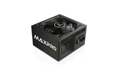 Enermax MaxPro series 500W, (80PLUS), Single +12V Rails/ Silent 120mm FAN/ High efficiency 86%/ Active PFC PSU, retail packing