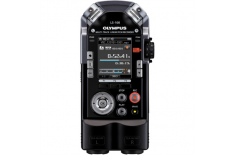 Olympus LS-100 Standard Edition Black, Digital Voice Recorder