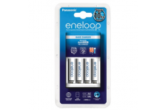 Panasonic eneloop Basic Battery Charger 4 AAA, 4xAAA 750mAh incl.