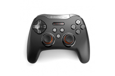 SteelSeries Wireless Gaming controller, Stratus XL, Bluetooth, Black, For gaming on Android 3.1+ devices, Compatible with Window
