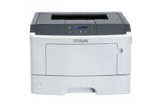 Lexmark MS415dn Mono, Laser, Printer, A4, Black, White, 40 ipm, USB 2.0 Specification Hi-Speed Certified (Type B), Ethernet 10/1