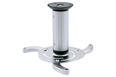 Sunne Ceiling mount, Turn, Tilt, Silver