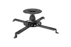 Sunne Ceiling mount, Turn, Tilt, Black