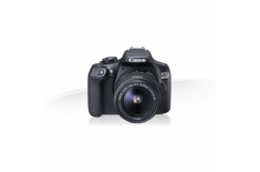 Canon EOS 1300D (W) + 18 55 IS BAL SLR Camera Body, Megapixel 18 MP, ISO 6400, Display diagonal 3