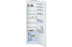 Bosch Refrigerator KIR81VS30 Built-in, Larder, Height 177 cm, A++, Fridge net capacity 319 L, 37 dB, White