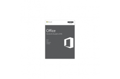 Microsoft GZA-00873 Office Home and Student 2016 for Mac, Full packaged product (FPP), English, Medialess