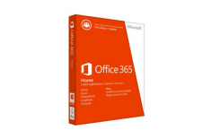 Microsoft 6GQ-00699 Office 365 Home Full packaged product (FPP), License term 1 year(s), Estonian, Medialess