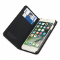 Tucano Filo case for iPhone 7 Leatherette, Black