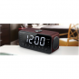 Muse M-196DWT Black, Alarm function, AUX in, Clock radio PLL with Bluetooth, NFC