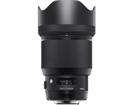 Sigma 85mm f/1.4 DG HSM Nikon [ART]