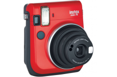 Fujifilm instax mini 70 + 10 Compact camera, ISO 800, Focus Macro Mode (0.3 m - 0.6 m) Normal Mode (0.6 m - 3 m) Landscape Mode