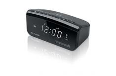 Muse Clock radio M-16CR Black, Display : 0,6 inches white LED