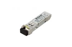 D-Link DEM-302S-BXD SFP Transceiver up to 2km m, Single-Mode, TX: 1550nm, RX: 1310nm nm, 1 Port 1000Base-BX