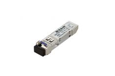 D-Link DEM-302S-BXU SFP Transceiver 1 Port 1000Base-BX, Single-Mode, up to 2km m, TX: 1310nm, RX: 1550nm nm