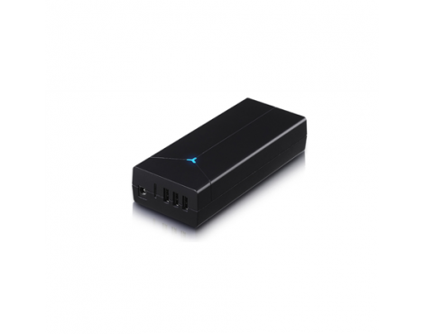 Fortron Adapter and HUB 2 in 1 FSP NB H 110 110 W, AC-DC, 19 V, Compatible with USB 3.0 / 2.0 / 1.1 hosts and devices
