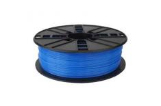 Flashforge PLA plastic filament 1.75 mm diameter, 0.6 kg narrow spool, 53 mm spool, Blue