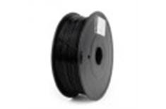Flashforge PLA plastic filament 1.75 mm diameter, 0.6 kg narrow spool, 53 mm spool, Black
