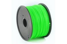 Flashforge ABS plastic filament for 3D printers, 1.75 mm diameter, green, 1kg/spool Flashforge ABS plastic filament 1.75 mm diam