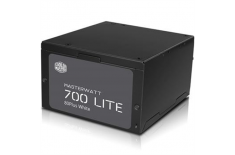 Cooler Master MasterWatt series, 700W, 120mm FAN, High efficiency 83%, Active PFC PSU, retail packing Cooler Master MasterWatt L