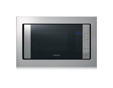 Samsung Microwave oven FW87SUST 23 L, Touch, 800 W, Stainless steel, Defrost function, Built-in