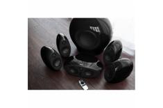 Edifier Speakers black E255 2, 16W 5 (treble) + 20W 5 (mid-range) W