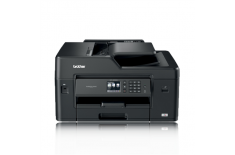Brother MFC-J6530DW Colour, Inkjet, Multifunction Printer, A3, Wi-Fi, Black