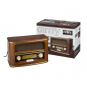 Camry Retro radio CR 1103 Wooden Brown, 1,5 W