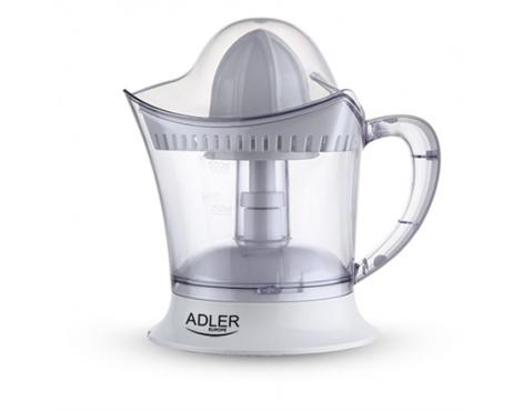 Adler AD 4004 Type Citrus Juicer, White, 40 W