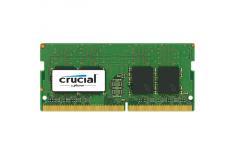 Crucial 16 GB, DDR4, 260-Pin SO-DIMM, 2400 MHz, Memory voltage 1.2 V, ECC No, Registered No