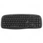 Acme KM10 Wired keyboard, USB, Keyboard layout EN/LT/RU, Black, 610 g, USB,