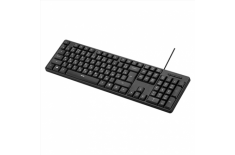 Acme Keyboard Right Now KS06 Basic, Wired, Keyboard layout LT/EN/RU, USB, Black, No, LT/EN/RU, Numeric keypad,