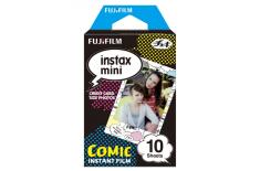 Fujifilm Instax Mini Comic Instant Film Quantity 10, 86 x 54 mm