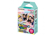 Fujifilm Instax Mini Stained Glass Instant Film Quantity 10, 86 x 54 mm