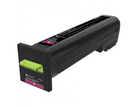 Lexmark 22K Return Program 72K2XM0 Toner Cartridge, Magenta
