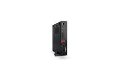 Lenovo ThinkCentre M710q Desktop, Micro, Intel Core i5, i5-7400T, Internal memory 8 GB, DDR4, SSD 128 GB, Intel HD, Keyboard lan