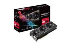 Asus AMD, 8 GB, Radeon RX 580, GDDR5, Processor frequency 1431 MHz, DVI-D ports quantity 1, HDMI ports quantity 2, PCI Express 3