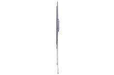 Acme Wall, Fixed, VESA 100 x 100, 200 x 200, 400 x 400, 600 x 600, 800 x 600 mm, Maximum weight (capacity) 60 kg, Black, 47 - 90