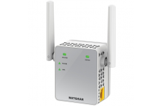 Netgear Range Extender EX3700-100PES Wi-Fi, 802.11 a/b/g/n/ac, 2.4 and 5 GHz, 750 Mbit/s