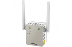 Netgear Range Extender EX6120-100PES Wi-Fi, 802.11 a/b/g/n/ac, 2.4 and 5 GHz, 1200 Mbit/s