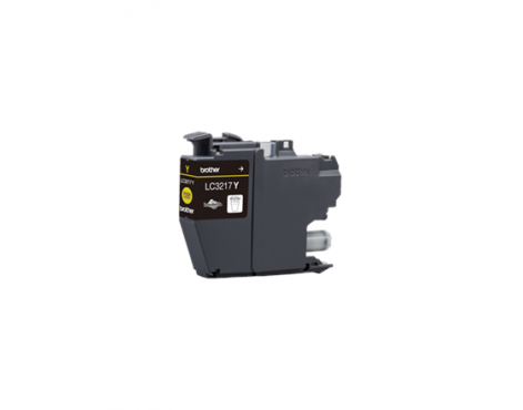 Brother LC3217Y Ink Cartridge, Yellow