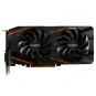 Gigabyte GV-RX580GAMING-4GD AMD, 4 GB, Radeon RX 580, DVI-D ports quantity 1, Processor frequency 1355 MHz, HDMI ports quantity