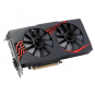 Asus EX-RX570-O4G AMD, 4 GB, Radeon RX 570, GDDR5, PCI Express 3.0, Processor frequency 1266 MHz, DVI-D ports quantity 1, HDMI p