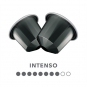 Belmoca Belmio Intenso Coffee Capsules for Nespresso coffee machines, 10 capsules, Coffee strength 8/10, 100% Arabica, 70 g