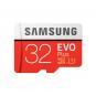 Samsung EVO PLUS UHS-I 32 GB, MicroSDHC, Flash memory class 10, SD adapter