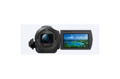 Sony FDR-AX33 Digital zoom 120 x, Black, Wi-Fi, LCD, 3840 x 2160 pixels, BIONZ X, Optical zoom 10 x, 3.0