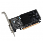 Gigabyte NVIDIA, 2 GB, GeForce GT 1030, GDDR5, PCI Express 3.0, Cooling type Active, Processor frequency 1257 MHz, DVI-D ports q