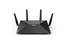 Asus Dual-WAN VPN Wi-Fi Router BRT-AC828 10/100/1000 Mbit/s, Ethernet LAN (RJ-45) ports 8, 5GHz, Wi-Fi standards 802.11ac, 800+1