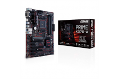Asus PRIME X370-A Processor family AMD, Processor socket AM4, DDR4-SDRAM, Memory slots 4, Supported hard disk drive interfaces M